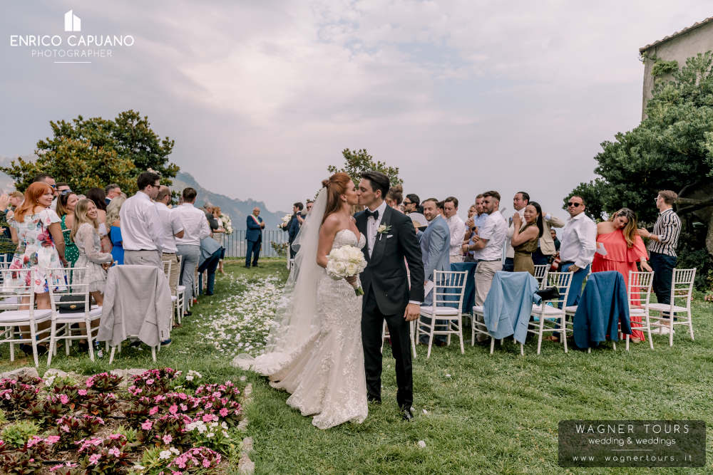 Wedding In Ravello Amalfi Coast Italy Wedding Planner