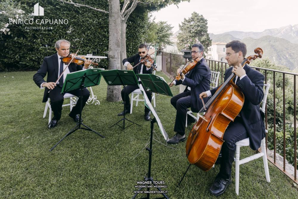 Ravello Wedding Music Amalfi Coast Live And Easy For Your