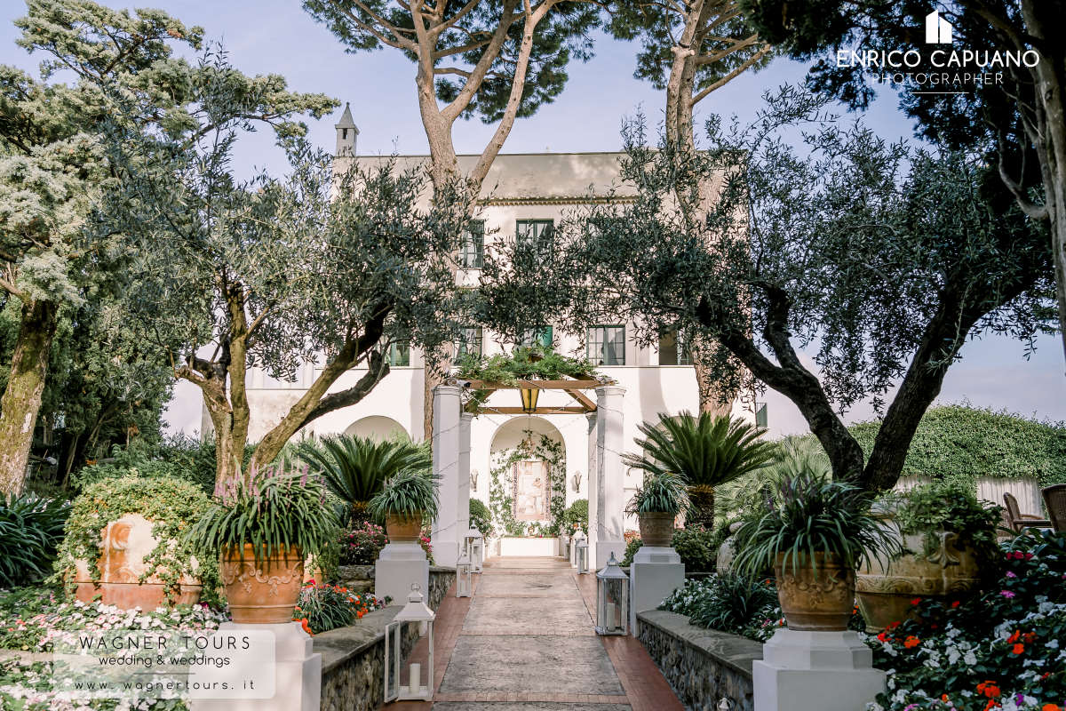 Wedding Venues In Ravello Perched High Above The Amalfi Coast Our Small Village Is Like A Slice Of Heaven Perfect Location For