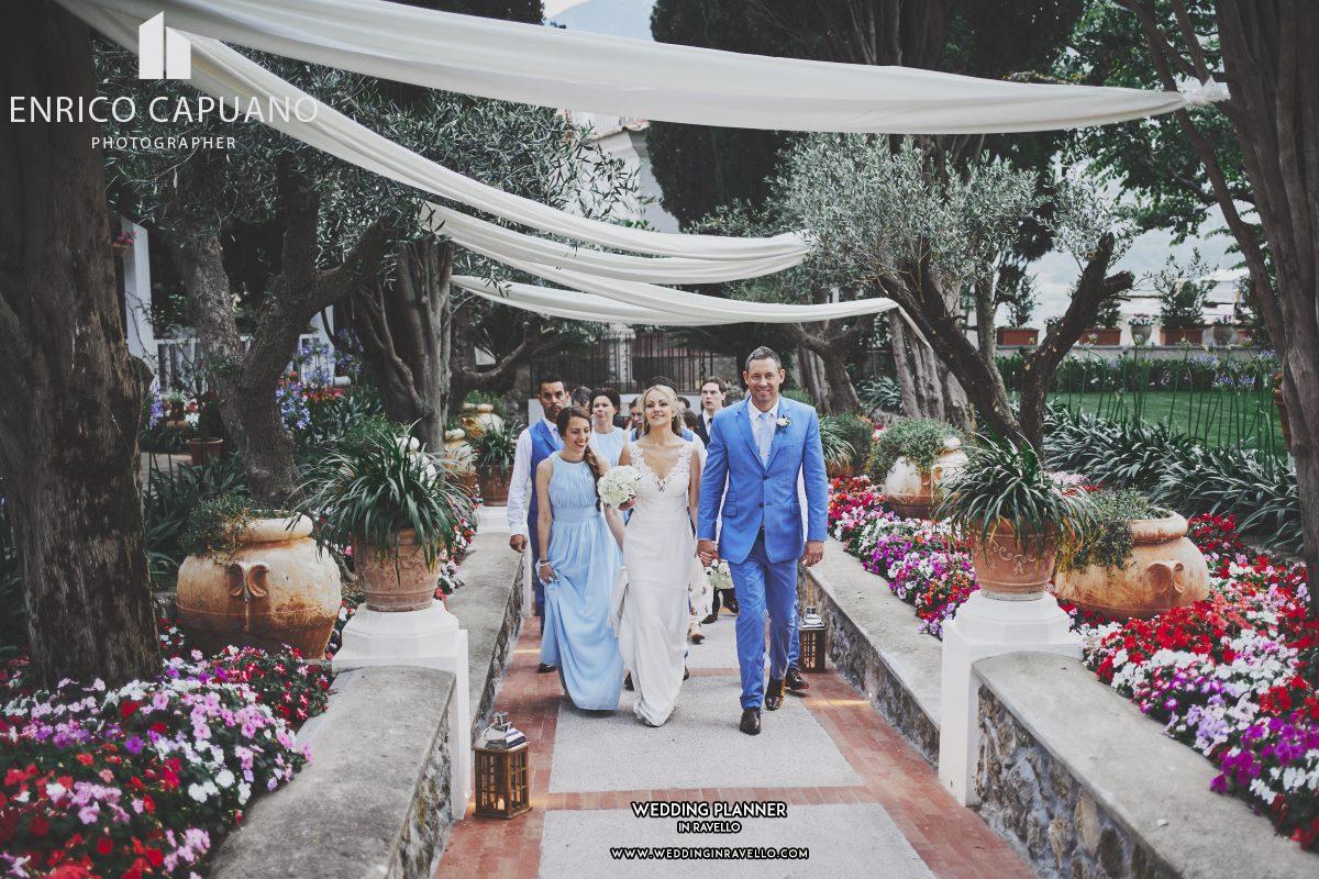 Symbolic wedding ravello amalfi coast italy blessing symbolic wedding in ravello buycottarizona