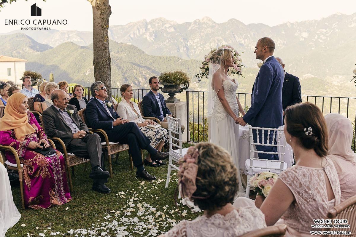 Symbolic wedding ravello amalfi coast italy blessing unforgettable symbolic weddings in ravello your wedding dream is starting contacting infoweddinginravello buycottarizona